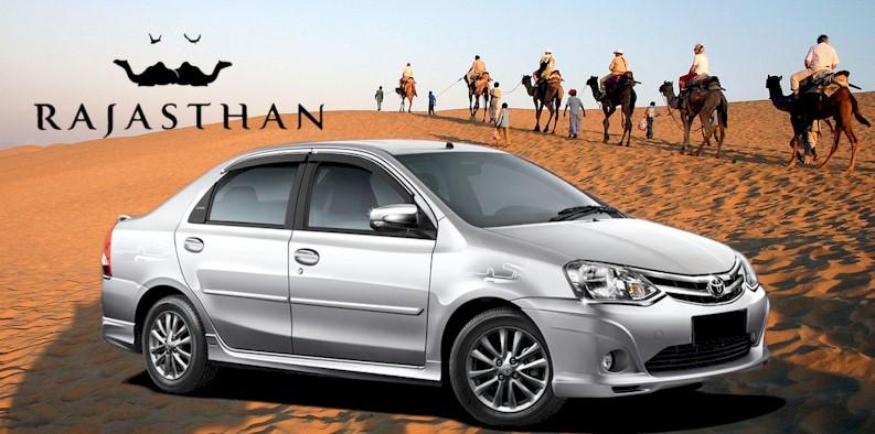 Rajputana Cabs Toyota Innova