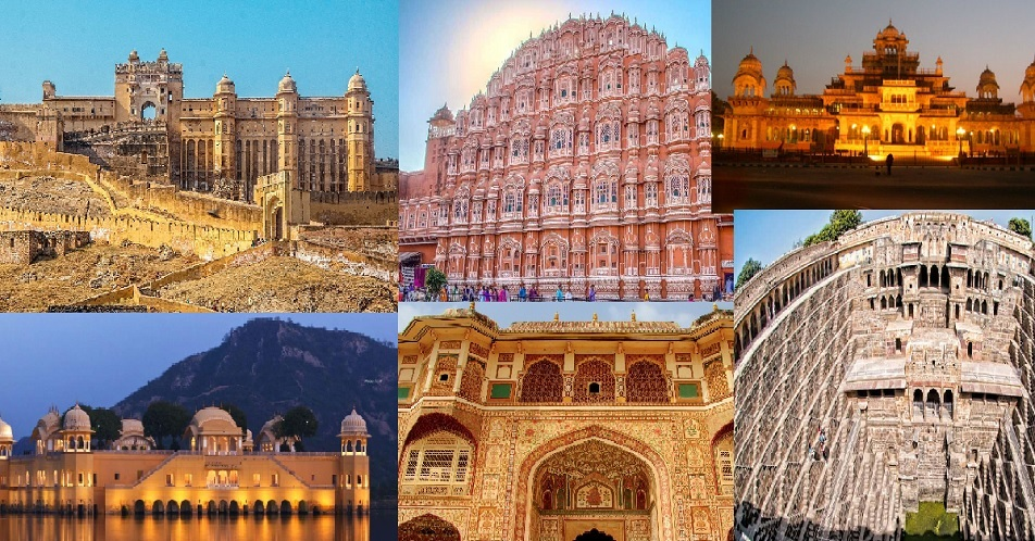 Best Places to Visit in Jaipur in One Day